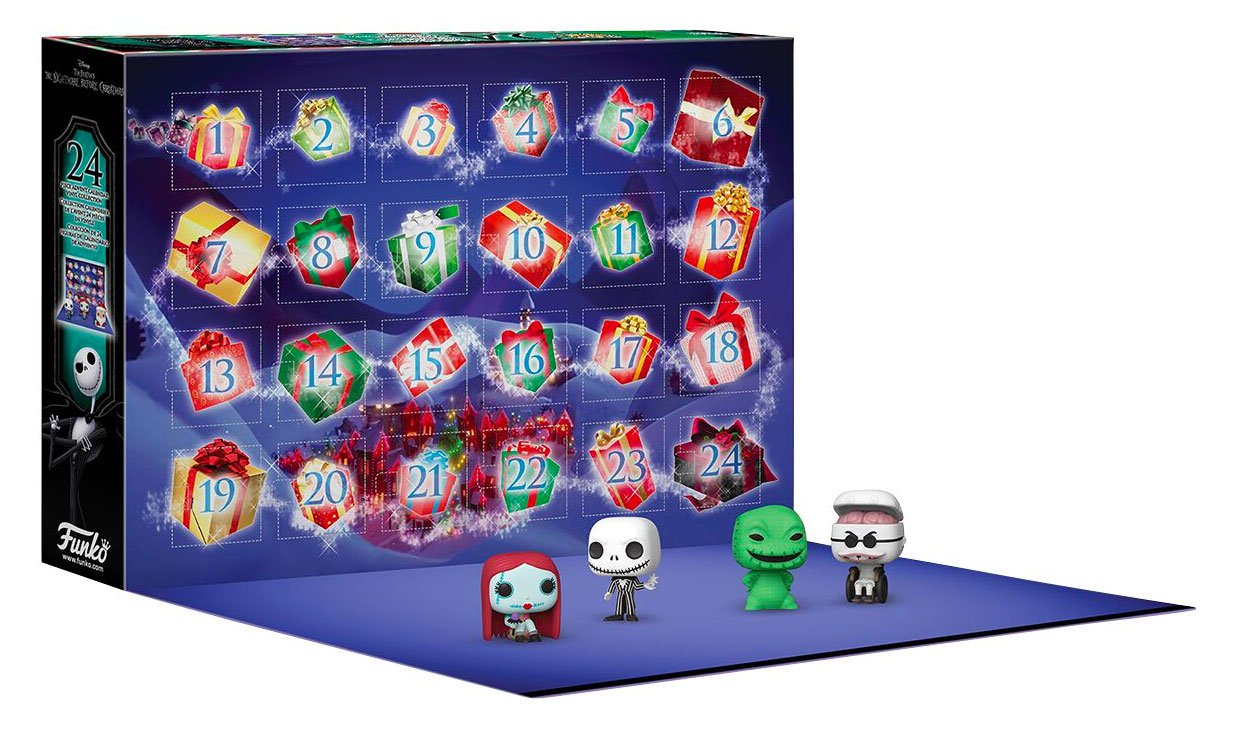 Funko The Nightmare Before Christmas Advent Calendar