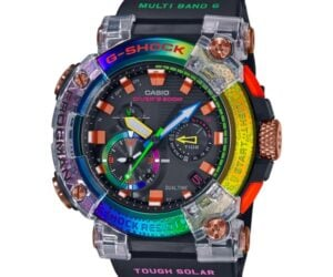 G-SHOCK Frogman Borneo Rainbow Toad Watch