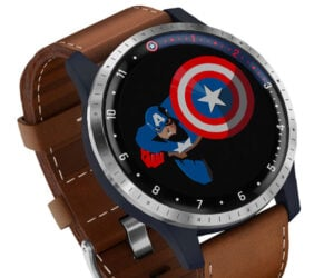 Garmin First Avenger Smartwatch