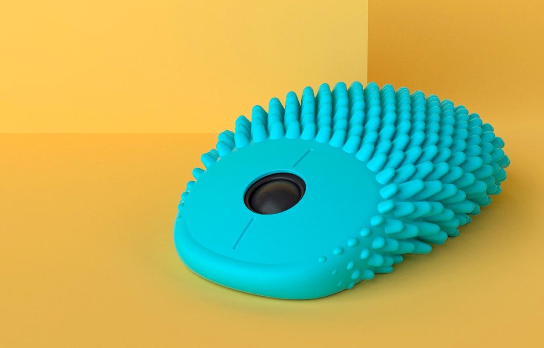 Hoglet Fidget Mouse