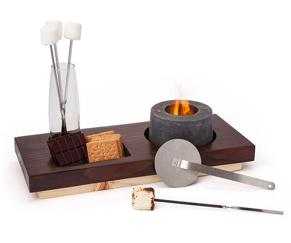 Indoor S'mores Kit