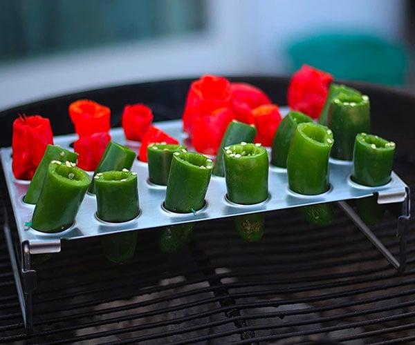 Jalapeno Pepper Grill Rack