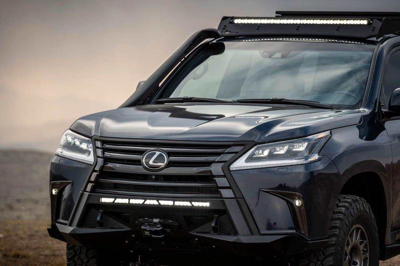 Lexus J201 Concept
