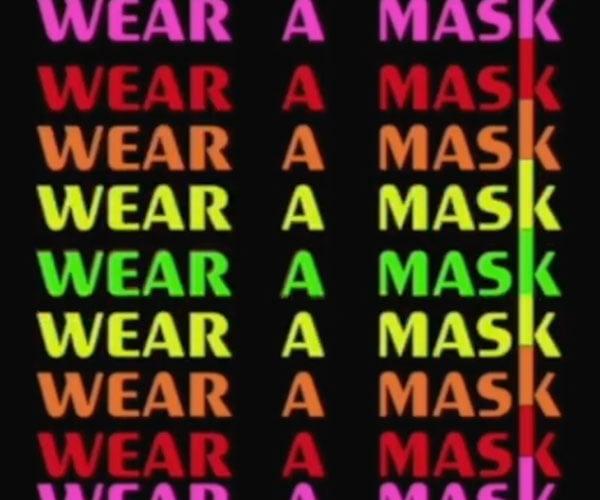 Mary Tyler Mask Up