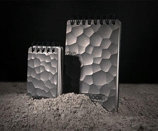 Nanobook 3.0 Titanium Notepads