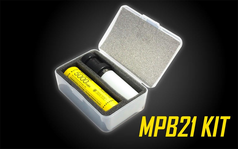 Nitecore MPB21 Intelligent Battery System