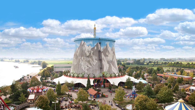 Nuclear Plant Amusement Park