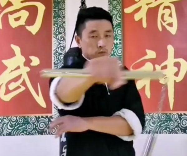 Nunchuck Master