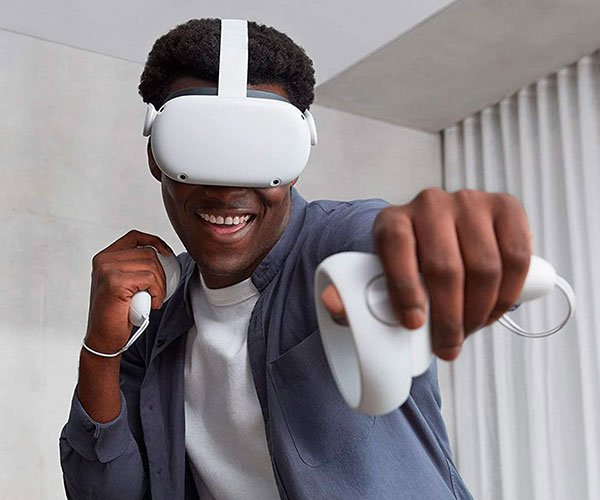 Oculus Quest 2 VR Headset