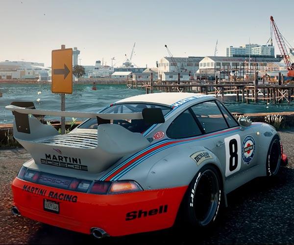 Ultra-Realistic GTA V