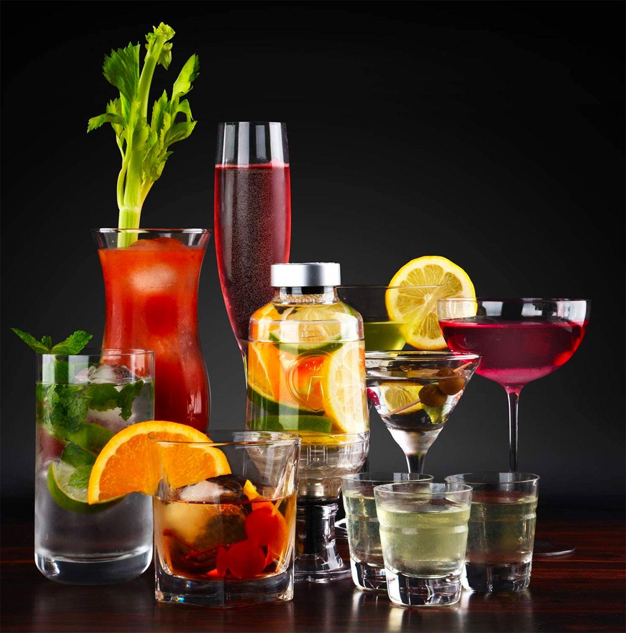 Prepara Tastemaker Liquor Infuser