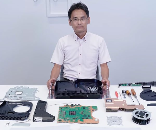 Sony PS5 Teardown