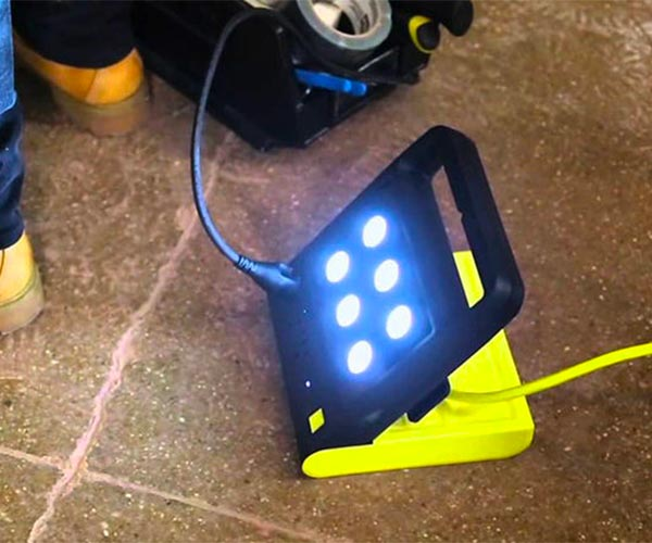 Deal: Powershell Folding LED Work Light