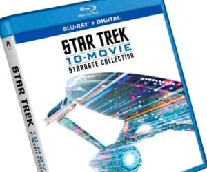Star Trek 10-Movie Stardate Collection