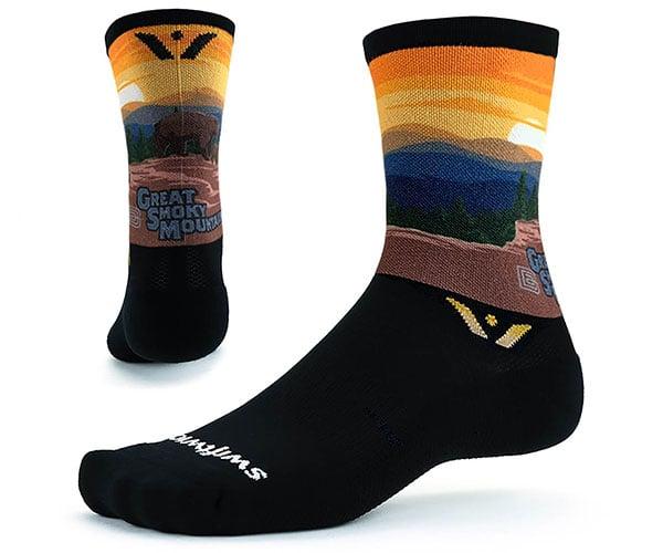 Swiftwick National Parks Socks