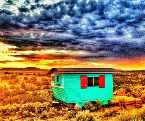 Taos Tiny House
