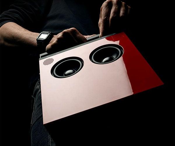 Teenage Engineering OB-4 Bluetooth Boombox