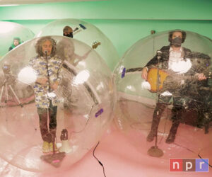The Flaming Lips Tiny Desk Concert
