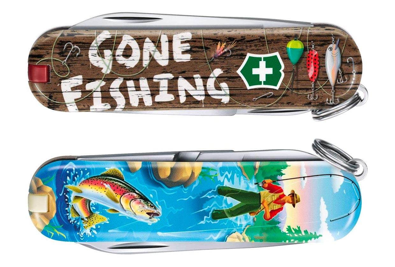 Swiss Army Gone Fishing Edition