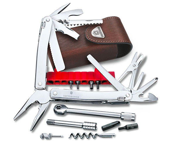 Victorinox Swiss Tool Spirit XC Plus Ratchet