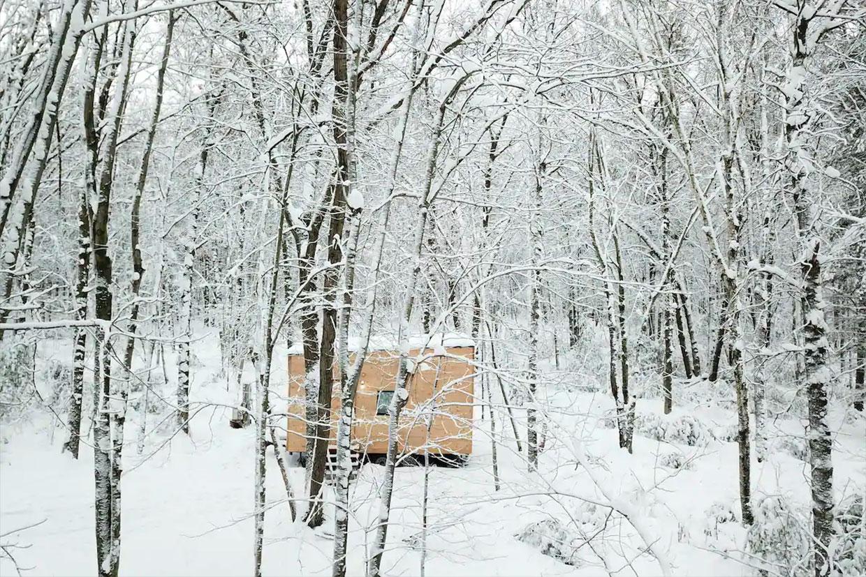 Wisconsin Woods Tiny House