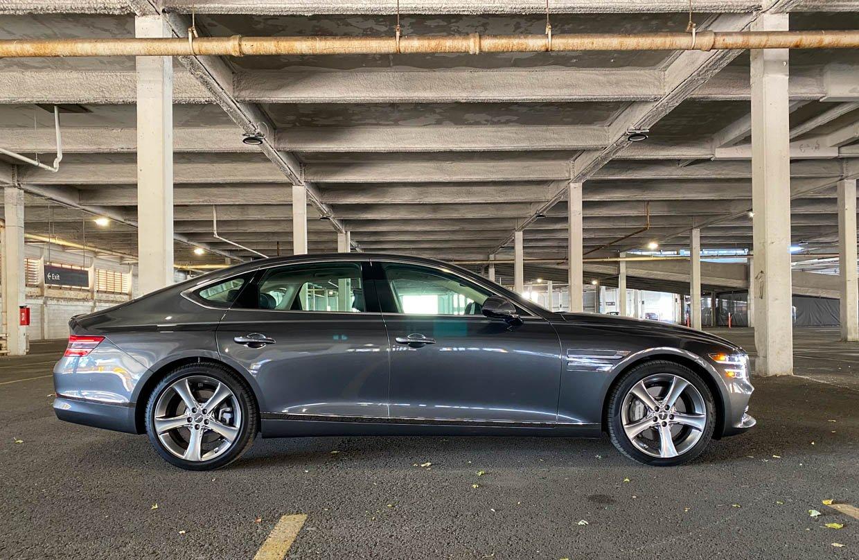 Driven: 2021 Genesis G80 3.5T