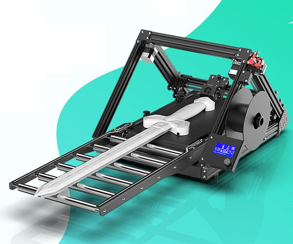 3DPrintMill Infinite-Z 3D Printer