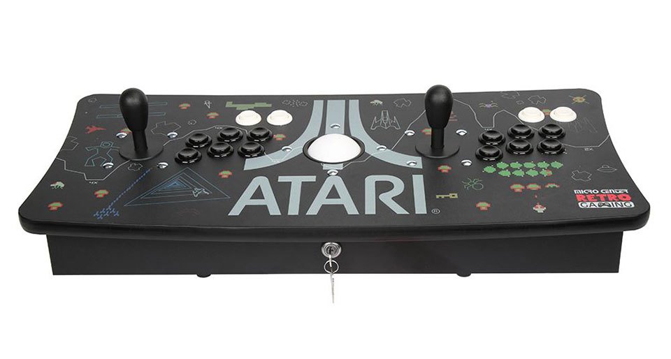 Ultimate Atari Arcade Fight Stick