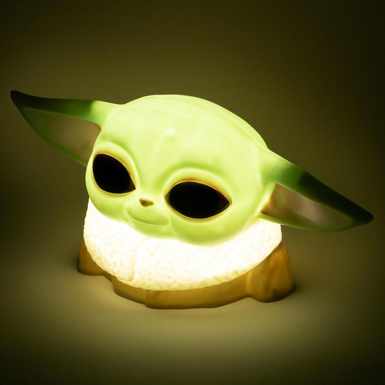 Baby Yoda Desktop Light