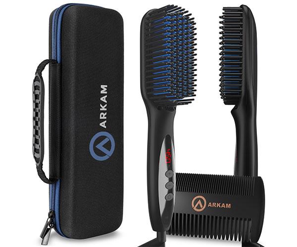 Arkam Ionic Beard Straightener