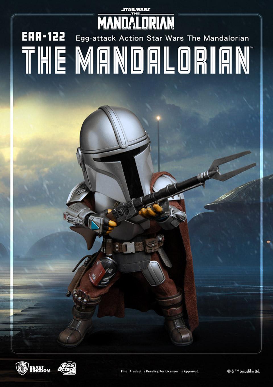 Beast Kingdom Egg-Attack x The Mandalorian