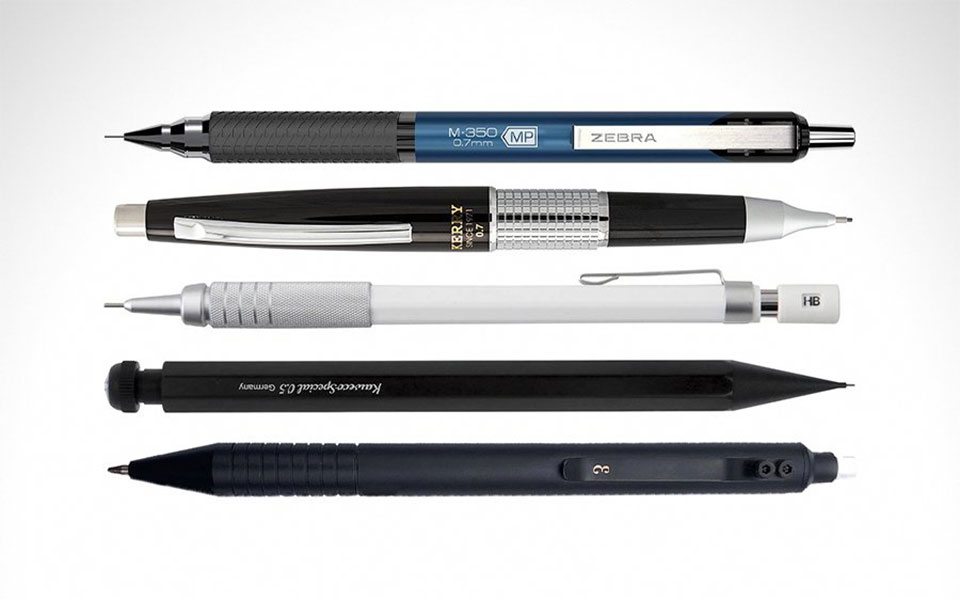 Best Mechanical Pencils 2020