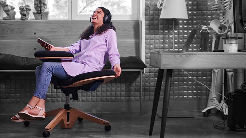 BeYou Transforming Chair