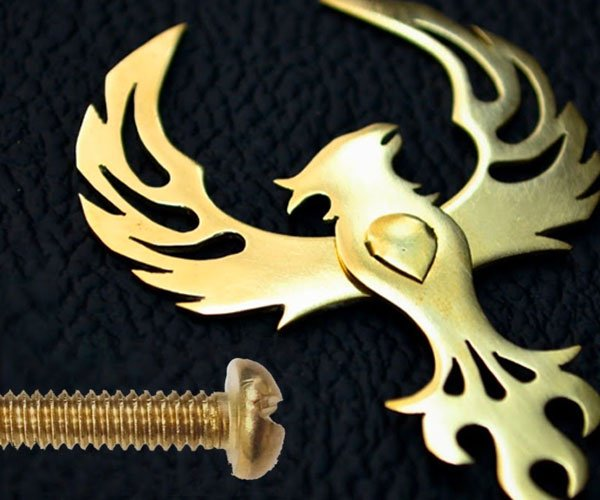 Turning a Bolt into a Golden Phoenix