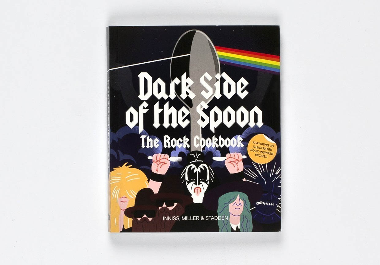 Dark Side of the Spoon Cookbook