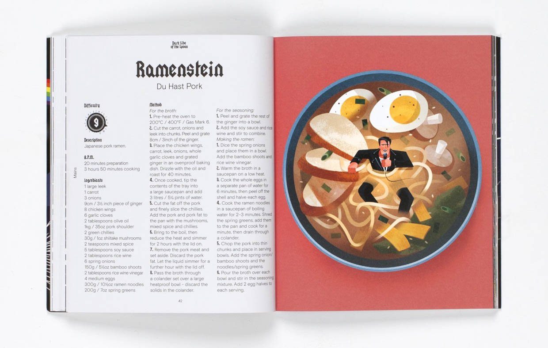 Dark Side of the Spoon Cookbook