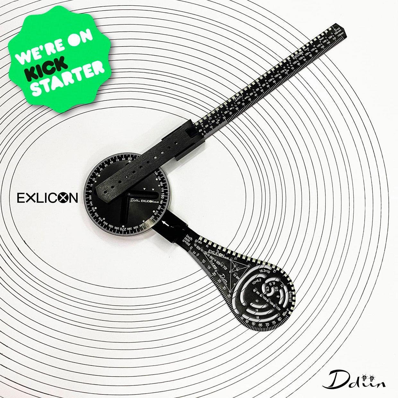 Ddiin Exlicon Drawing Tool