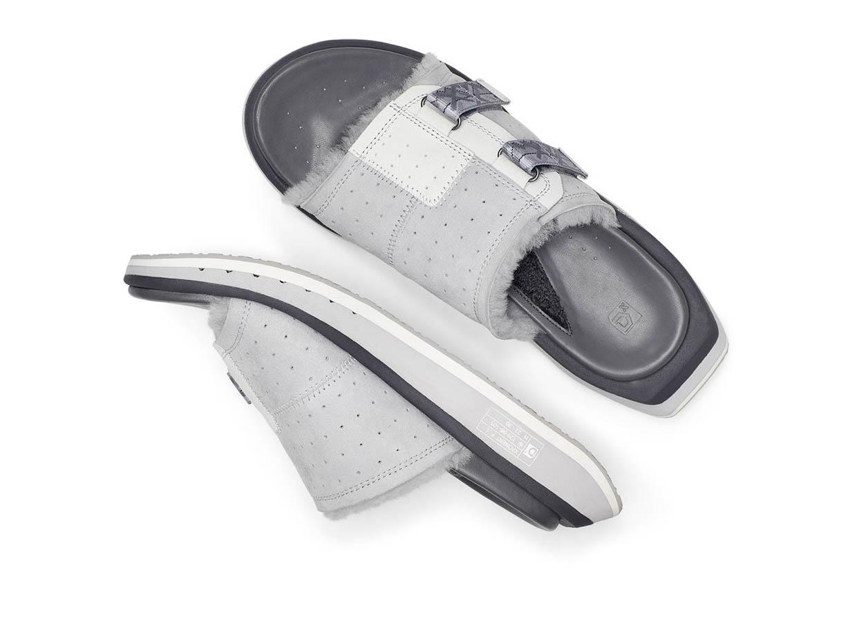 KO-Z SLIDE & GLDTR Sandals