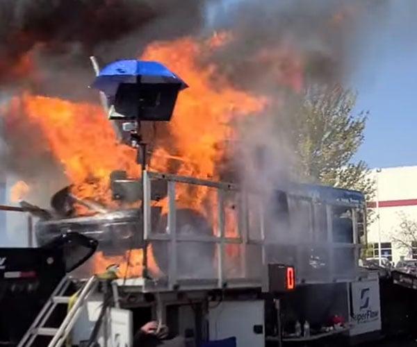Diesel Dyno Disaster