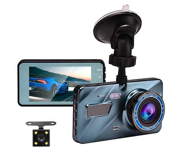 BlackBOX Dual Lens Dash Cam