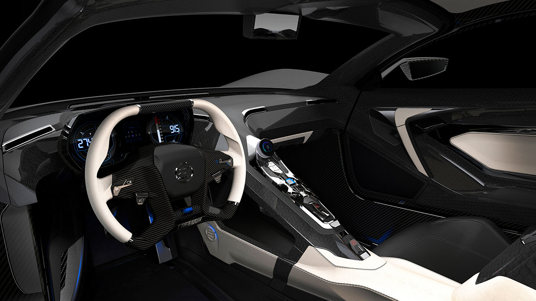 Elation Hypercars Freedom