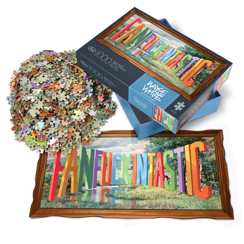 FANF*CKINGTASTIC Puzzle