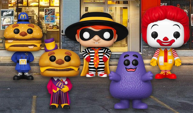 Funko Pop! x McDonald's