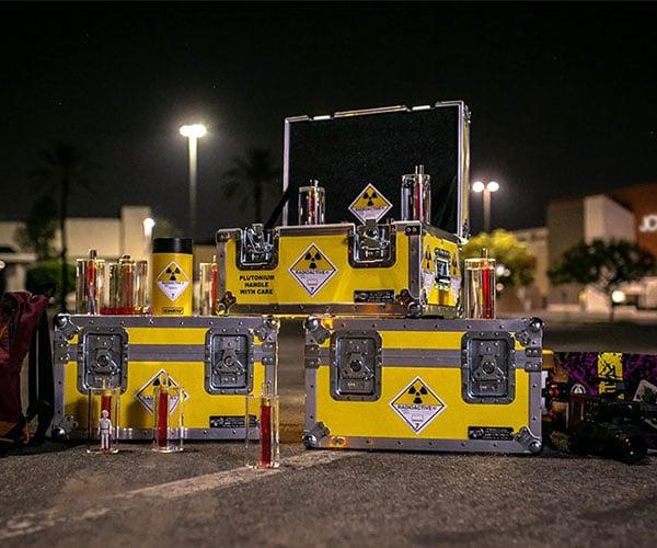 "Gonk Toys x Anvil ""1.21 Gigawatts"" Plutonium Case"