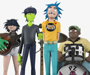 Superplastic x Gorillaz Song Machine Band Vinyl Figures