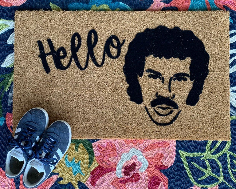 Lionel Richie Doormat