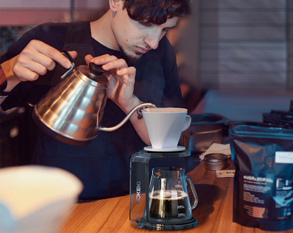 Hokeki Pour-Over Coffee Set