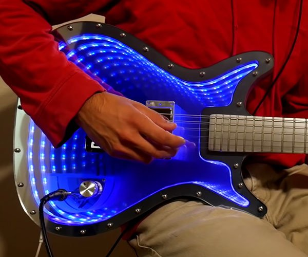 Infinity Mirror Guitar
