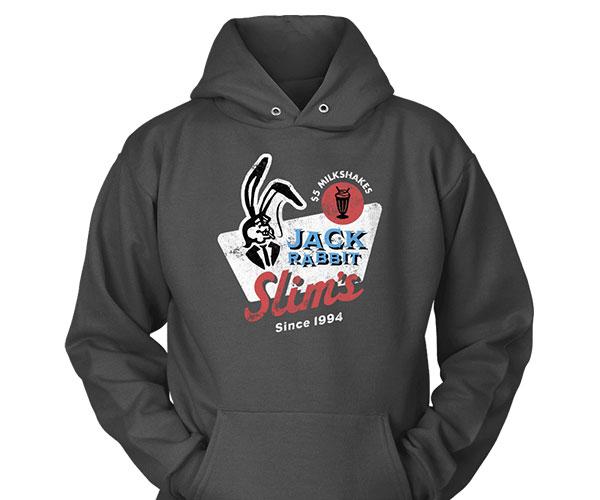 Jack Rabbit Slim's Hoodie