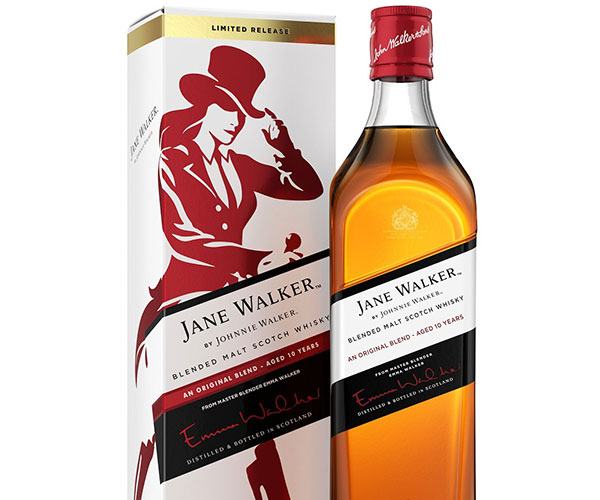 Jane Walker by Johnnie Walker